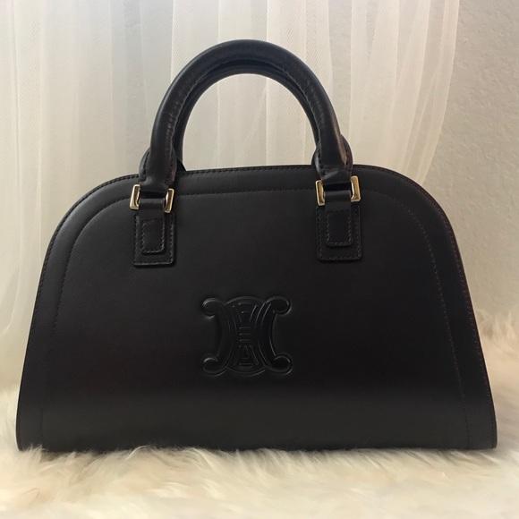 Celine Handbags - CELINE TRIOMPHE Handbag